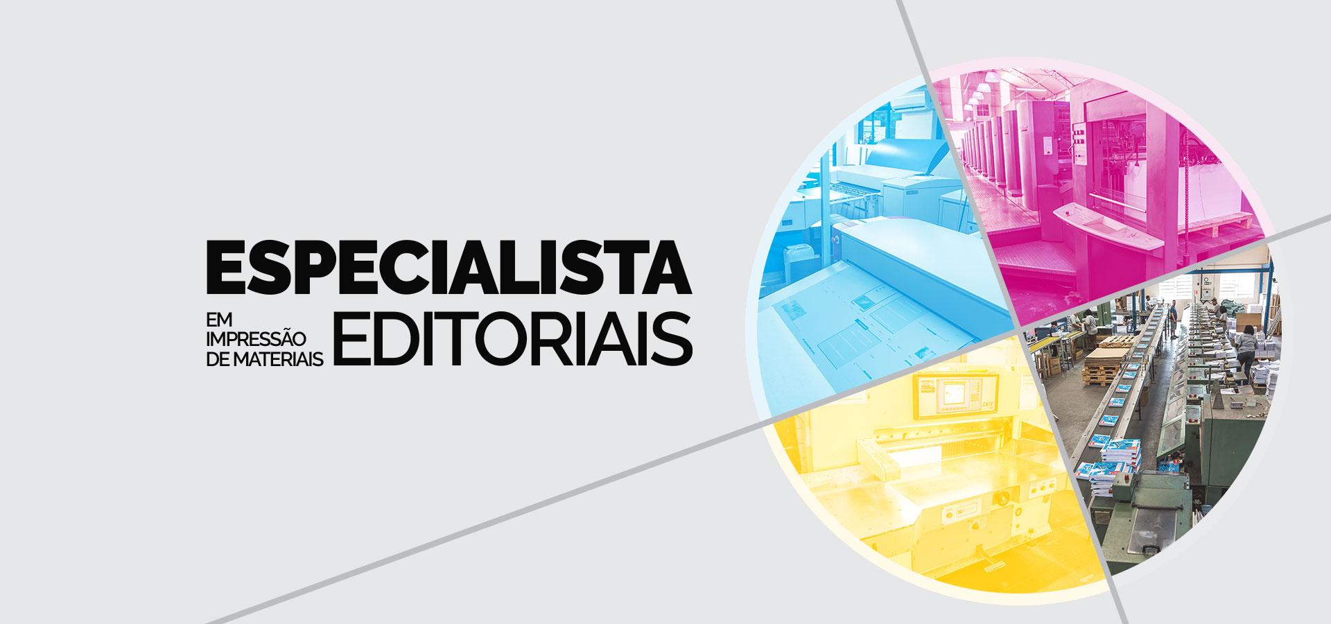 Especialista Editoriais